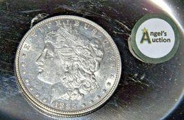 1885 P Morgan Silver Dollar AA19-CND6051 image 3