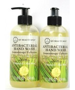 2 My Beauty Spot 11.8 Oz Aromatherapy Collection Lemongrass Scented Hand... - $20.99
