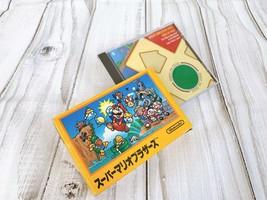 Nintendo Famicom Super Mrio Bros. + Famicom Sound Histry Series Mario JP... - $68.51