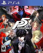 Persona 5 - Standard Edition - PlayStation 4 - $23.75
