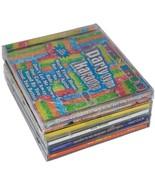 LOT Of 6 BABY & KIDS MUSIC CDs Party Tyme Karaoke Disney Dance Along Viv... - $18.69