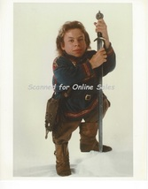Willow Warwick Davis Stands with Sword 8x10 Photo 1110914 - $9.99