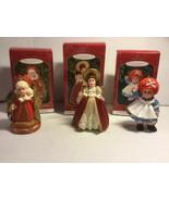 (3) Hallmark Keepsake Ornaments Madame Alexander Series, Alicia, Angel, ... - $19.35