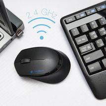 Logitech Wireless Keyboard Mouse Combo Mk345 Gaming Mouse Bluetooth Bundles image 3