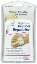 PediFix Nighttime Bunion Regulator, Left, Medium - $21.60
