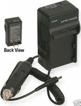 Charger for Panasonic HDC-SD60 HDC-SD60S HDC-SD60K HC-V10K - $10.75