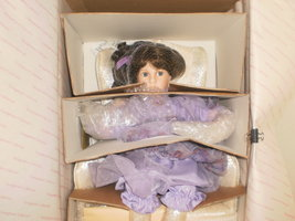 Lavender Dreams  by Linda Mason from Georgetown Collectables MIB - $75.00