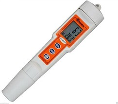 CT-6021 Waterproof PH meter Pen type digital PH meter Waterproof test Po... - £34.87 GBP