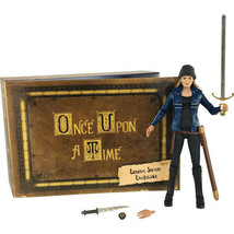 Sdcc 2017 Disney Once Upon A Time Emma Swan Blue Jacket Px 6 Inch Figure New - $49.99
