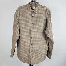 Giordano Mens Oxford Shirt Button Down Size M - $39.57