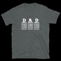 MENS GUITAR CHORD SHIRT / DAD SHIRT / DAD SHORT-SLEEVE UNISEX T-SHIRT image 9