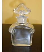 "Guerlain Baccarat 5 1/4"" Tall Collectible Perfume Bottle - $79.00"