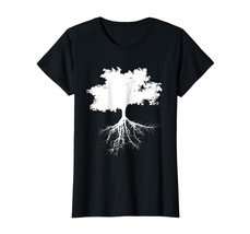 Teacher Style - Back To School T-shirt - White Tree Silhouette In Nature... - $19.95+