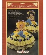 Mary Quite Contrary, Fibre Craft Crochet Doll Clothing Pattern Booklet F... - $3.95