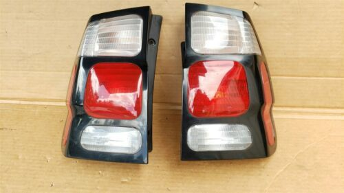 00-04 Mitsubishi Montero Pajero Sport Euro JDM Tail light Lamps Set L&R