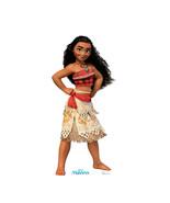 Moana Walt Disney CARDBOARD CUTOUT Standup Standee Poster Life Size Prin... - $41.57
