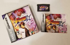 The King of Fighters EX NeoBlood Gameboy Advance GBA - Complete in Box -... - $50.00