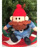 CVS Stuffins Yukon Cornelius gold miner island of misfit toys Stuffed an... - $23.99