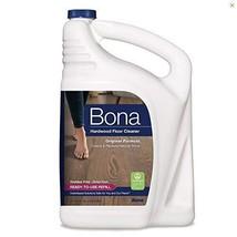 Bona WM700018159 Cleaner, Hardwood Floor Refill Gallon, 1 gallon/128oz