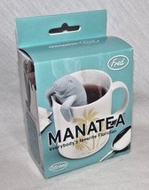Manatea Tea Strainer FRED Silicone Novelty Infuser Filter Manatee Decor ... - €13,08 EUR