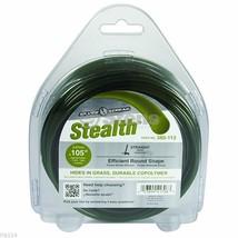 380-113 Stens Silver Streak Trimmer Line Stealth .105 1/2 lb. Donut - $10.66