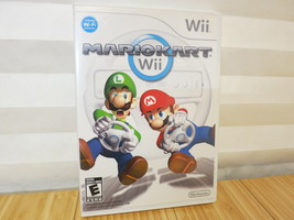 Mario Kart Wii (Nintendo Wii, 2008) Complete Tested & Working - $18.59