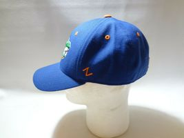 New University Of Florida UF Zephyr Fitted Cap Hat 7 1/2 Z brand College  image 4