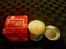 """Avon GINGERBREAD"""" Scented Holiday Treats 2.5"""" Candle   New! 2003 - $12.86"""