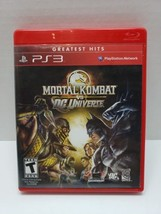 Mortal Kombat vs. DC Universe, PS3, PlayStation 3, Great Condition, Comp... - $5.47