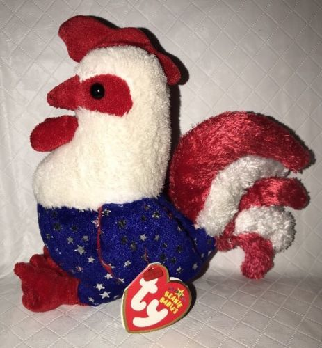 d86705f5349 Ty Beanie Babies Homeland Red White And Blue and 20 similar items