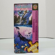 """2012 MasterPieces 500 PC Vertical Panoramic """"Whale Star"""" Lassen Jigsaw P... - $12.99"""