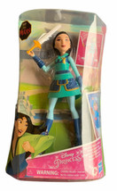 Disney Princess Warrior Moves Mulan Doll with Sword-Swinging Action - $22.99
