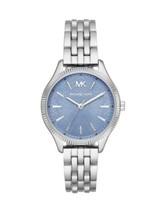 Michael Kors MK6639 Women's Lexington Three-Hand Stainless Steel 36mm Watch - $118.00
