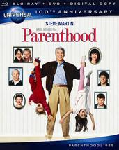 Parenthood [Blu-ray + DVD]