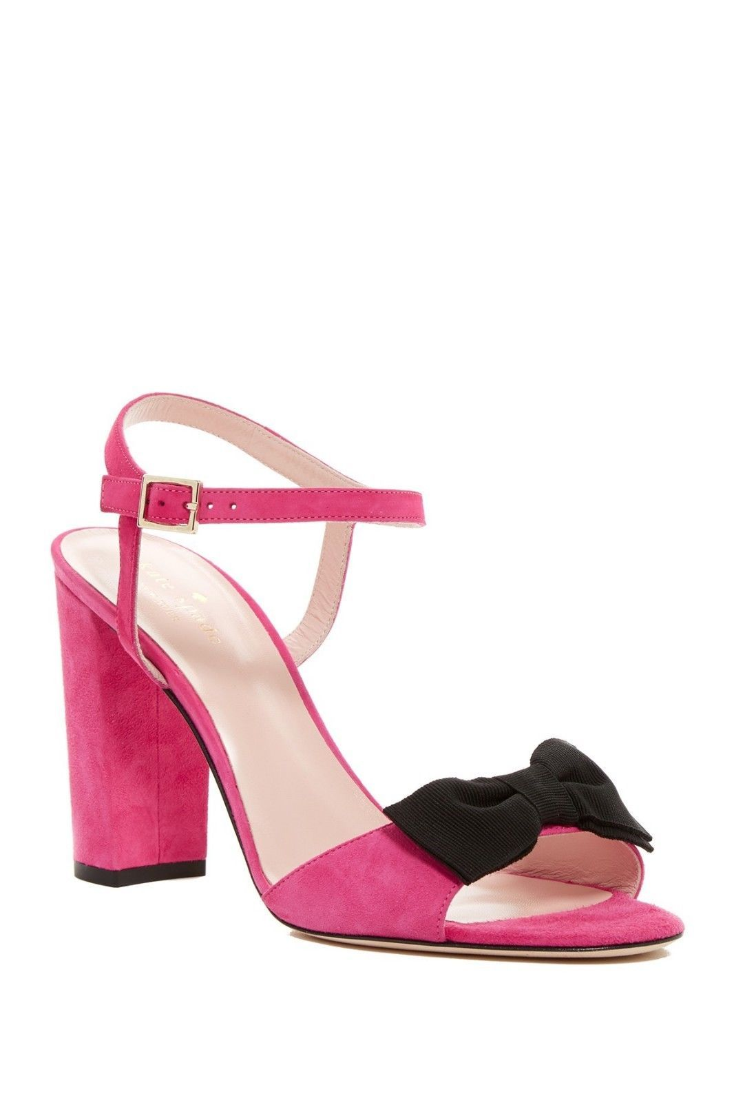 8be4064fd663 kate spade new york - isabelle too block heel sandals PINK SWIRL Size 10.5  -  148.50