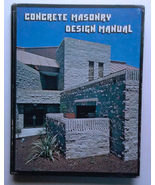 Concrete Masonry Design Manual -1981 - $7.50