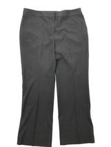 Nine West Women Size 14 Gray Slacks Dress Pants - $14.99