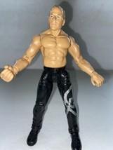 1999 Jakks Pacific Titan Tron Live Shawn Michaels WWE Wresting Action Fi... - $6.93
