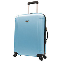 "Traveler's Choice Blue Freedom 29"" Lightweight Spinner Luggage Suitcase ... - $83.15"