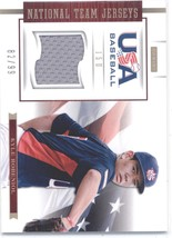 2012 Panini USA Baseball 15U National Team Jerseys #16 Kyle Robeniol NM-MT (Memo - $8.00