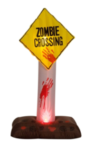 6' Halloween Inflatable Airblown Zombie X Yard Decor Decoration Lighted ... - ₨5,882.32 INR