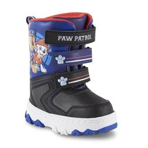 NEW NWT Boys Nickelodeon Snow Boots Paw Patrol Size 6 7 8 9 10 11 12 Chase - $521,70 MXN+