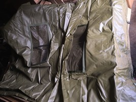 Cargo Body Cover Soft Top Olive Drab CUCV M1008 AM General 14072475 5517... - $362.82