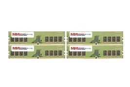 Memory Masters 32GB (4x8GB) DDR4-2666MHz PC4-21300 Non-ECC Udimm 1Rx8 1.2V Unbuff - $167.67