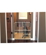 Carlson Big Tuffy Expandable Gate with Small Pet Door 0632 - $62.99