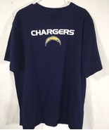 San Diego Chargers T-shirt Mens Size XL Blue Short Sleeve NFL - $16.99