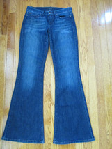 "Joe's Jeans Womens Size 26x33"" Stardust Hoxten Wash Super Flare Denim Jeans - $49.38"