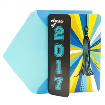"""Hallmark Graduation Greeting Card with Light and Sound (Plays """"We Will R... - $15.17"""
