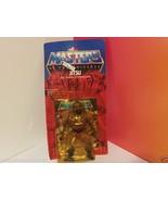 VINTAGE MASTERS UNIVERSE FIGURE MOTU MATTEL MOC CARD IN PACKAGE JITSU 19... - $148.45