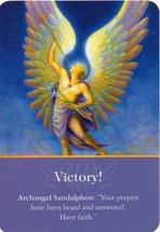 Archangel oracle cards Reading with one card make best possible choice  - $5.99